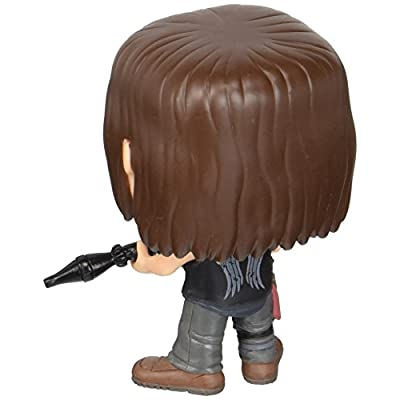 Funko POP Television: The Walking Dead - Daryl (Rocket Launcher) Action Figure: Funko Pop! Television: Toys & Games