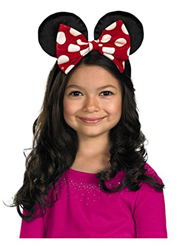 Disney Mickey Mouse Minnie Mouse Ears Accessory, One Size Child