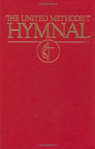 United Methodist Hymnal Book of United Methodist Worship: Pew Bright Red (Book Methodist)