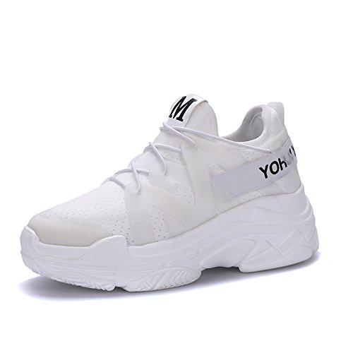 QQWWEERRTT Mode Schuhe Sportschuhe Frühling Neue Universal Fashion Breathable Beiläufige Laufschuhe