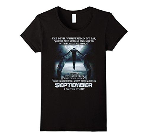 devil t shirt women - 7
