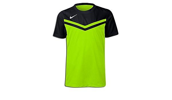 095e52bc6 Amazon.com  Nike Soccer Team Jerseys  Nike Women s Victory II Replica  Soccer Jersey Green Black S  Everything Else