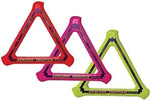Aerobie Orbiter Boomerang - Single Unit (Colors May Vary)