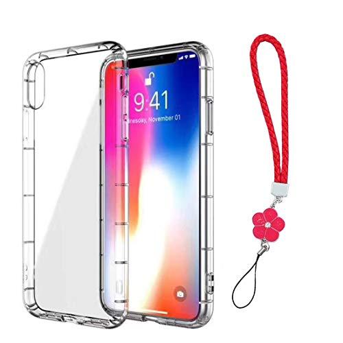 Calmpal Thin Air Cushion TPU Case for iPhone X/iPhone Xs 5.8