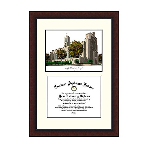 Campus Images NCAA Loyola University Chicago Legacy Scholar Frame by Campus Images