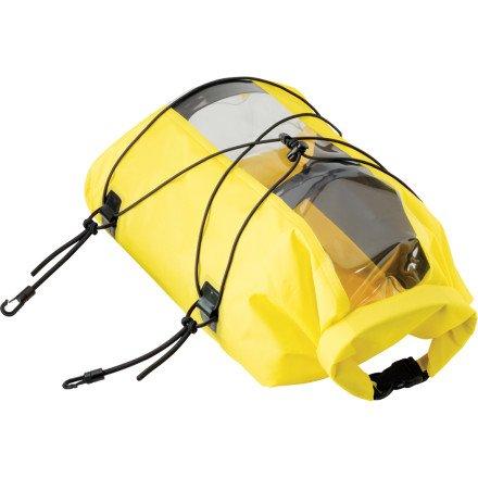 SealLine Kodiak Deck Bag (Yellow), Outdoor Stuffs