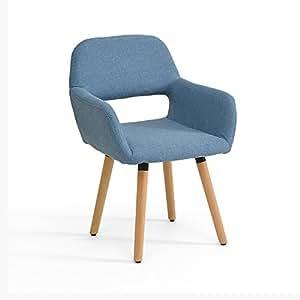 Amazon.com: QY - Mantel hueco para silla (madera de haya ...