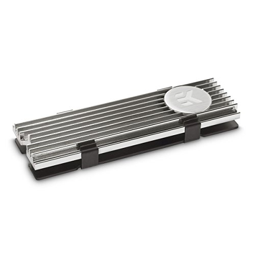 EKWB EK-M.2 NVMe Heatsink, Nickel