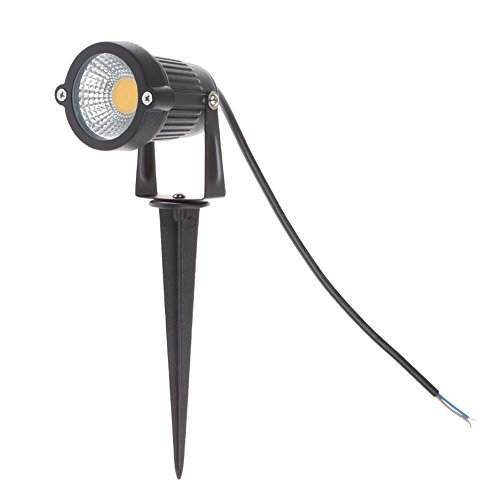 Jaz Deals LED outdoor Garden Light [ Warm White ]