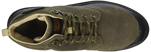 Alto Marrone Plboss Major a M Hikr Palladium Collo Uomo Brown Sneaker Black 4YSq8nwd