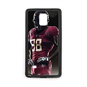 Sports nike pro combat uniform Samsung Galaxy Note 4 Cell Phone Case Black 91INA91205216