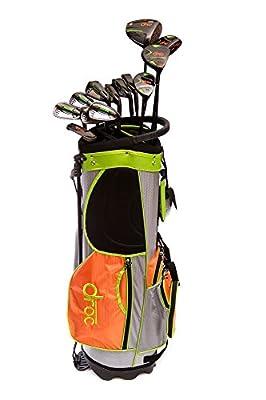 Droc - Droc Signature Series Men 13 Pcs Golf Club Set & Golf Bag RH