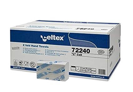 Toallas de papel Celtex 2 capas 3750pz: Amazon.es: Industria, empresas y ciencia