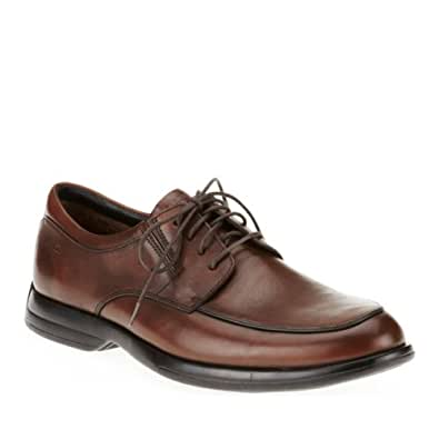 Clarks Men's Brown Leather General Pace 16 D(M) US