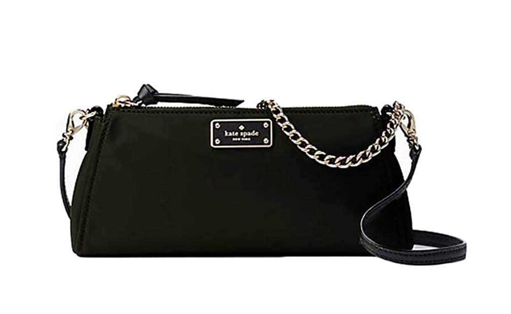 Kate Spade New York Jane Wilson Road Crossbody Purse With Chain Handle WKRU5398