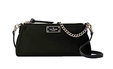 e954087e32c6 Amazon.com  Kate Spade New York Wilson Road Jane - Black  Shoes