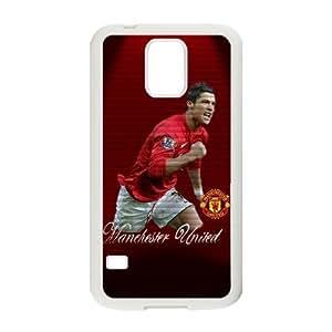 Samsung Galaxy S5 I9600 Phone Cases White Cristiano Ronaldo DFRS6129062