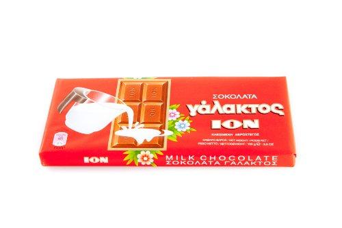 Ion Milk Chocolate Bars Box product image