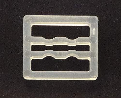 16 QTY MINI BLIND Bracket Spacer Block// Bracket Extension For Blinds /& Shades