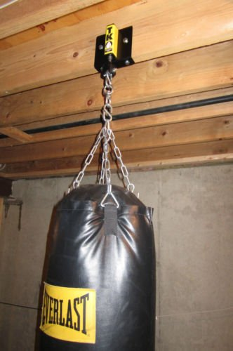 Rafter Mount For Heavy Bags Up To 120 Lbs By Pro Mountings