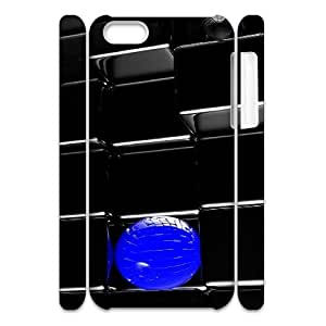 3D Abstract 265 IPhone 5C Case, Unique Design by Rock Case Case for Iphone 5c Okaycosama {White}