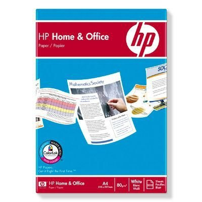 CHP150 - HEWLETT-PACKARD HOME & OFFICE PAPER - NORMALPAPIER - A4 (210 X 297 MM) Hewlett Packard Enterprise