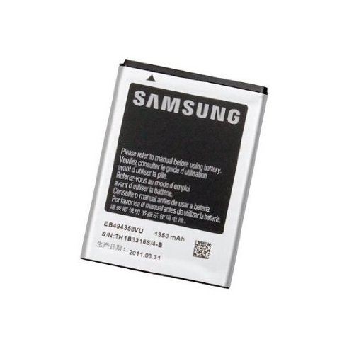 OEM Replacement Battery For Samsung Galaxy Ace GT-S5830 GT-S5660 GT-S5670 1350 mAh EB494358VU