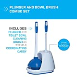 Mr. Clean Combo Plunger and Caddy Set