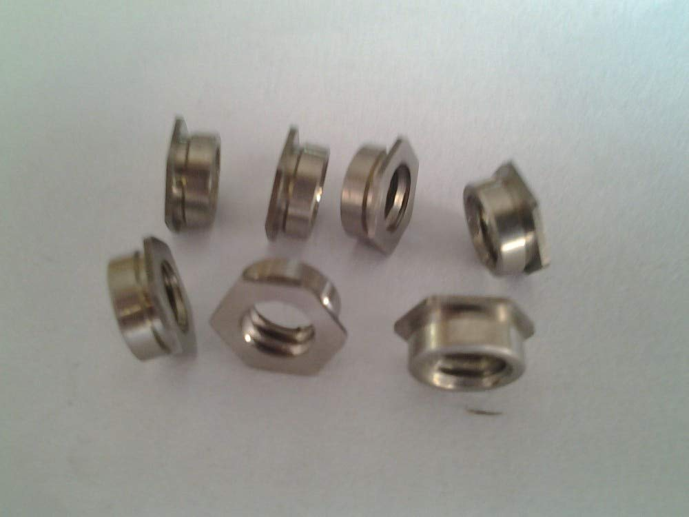 Nuts F-632-1 clinching Flush Nuts, SUS303,Nature,PEM Standard,instock,