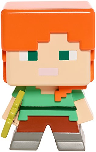 Monster High Minecraft Alex With Golden Pick Axe Mini Figure for $<!--$19.99-->