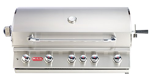 (Bull Outdoor Products BBQ 57569 Brahma 90,000 BTU Grill Head, Natural Gas)