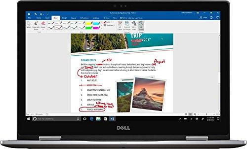 Dell Inspiron 2-in-1 15 I7579-5588GRY-PUS – 15.6″ FHD Touch – i5-7200U – 8GB – 256GB SSD – Silver