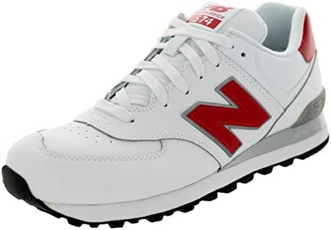 New Balance Men's NB574 Leather Pack Running Shoe