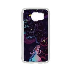 [H-DIY CASE] For Samsung Galaxy S6 -Cheshire Cat - Alice in Wonderland-CASE-14