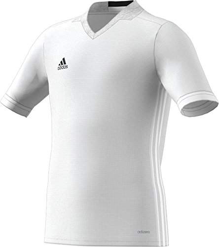 Adidas Condivo 16 Youth Soccer Jersey M White