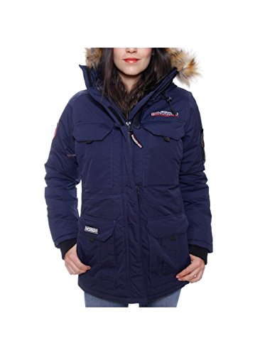 Femme Alcatras Norway Marine Geographical Parka 0FpnqO