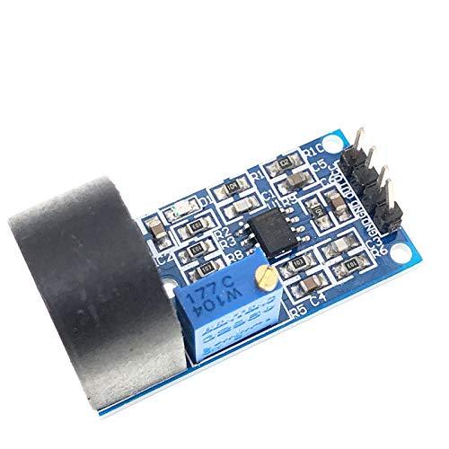 5pcs 5A Range Single-Phase AC Active Output Current Transformer Module Current Sensor