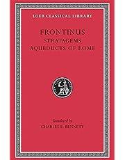 Stratagems. Aqueducts of Rome