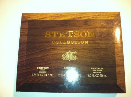 Stetson Black Gift Set - Stetson Collection