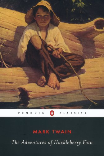 The Adventures of Huckleberry Finn (Penguin Classics)