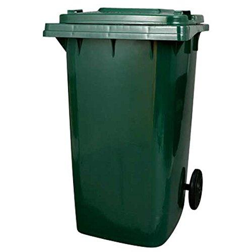 ダルトン PLASTIC TRASH CAN 240L グリーン B00MUBHZH8