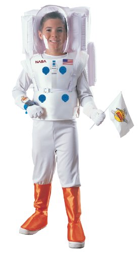 Astronaut Jet Pack Costume (Child's Astronaut Costume, Small)
