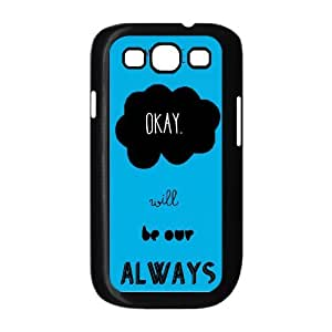 DIYCASESTORE Samsung Galaxy S3 I9300 Case Okay Okay Hot Selling Customized Gifts Hard Case WE184263