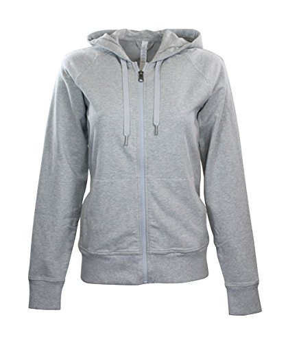 Lululemon Heathered Light Grey Split Hoodie (Lululemon Hoodie)