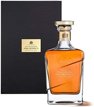 Johnnie Walker King George V. Whisky Escocés - 700 ml