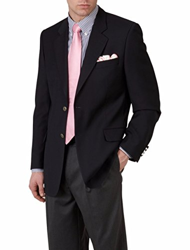 Jack Victor Massive and Tall Basic Blazer