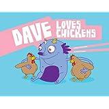 Dave Loves Chickens VEGAN CHILDREN'S BOOK