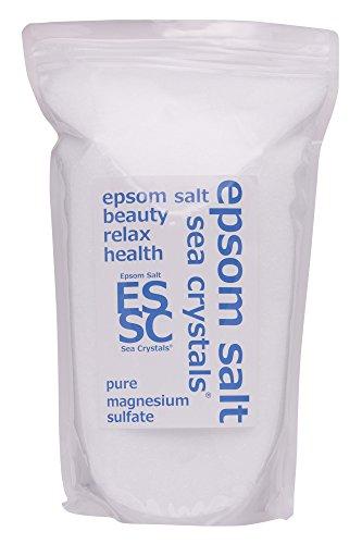 C 크리스탈 국산 《에푸소무소루토》 (유산 마그네슘) 입욕 제 2.2㎏약14분 목욕용 화장품 계량 스푼부 무향료