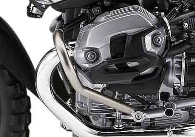 BMW Genuine R1200GS R1200R R1200RT Motorcycle PLASTIC CYLINDER HEAD COVER GUARD