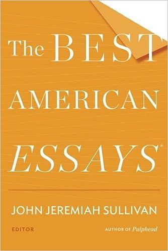 the best american essays com books